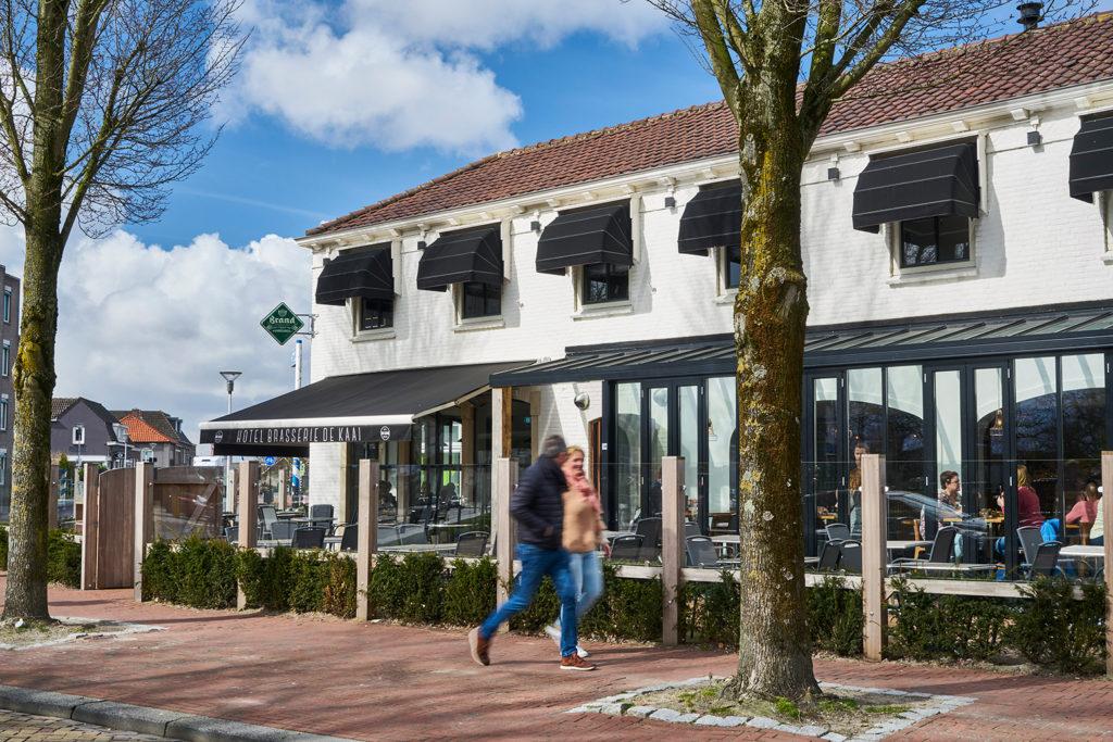 Brasserie De Kaai in Steenbergen koffie, lunch, borrel & diner